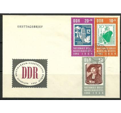 Znaczek NRD / DDR 1964 Mi 1056-1058 FDC