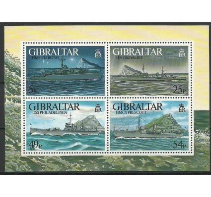 Znaczek Gibraltar 1996 Mi bl 26 Czyste **