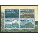 Gibraltar 1996 Mi bl 26 Czyste **