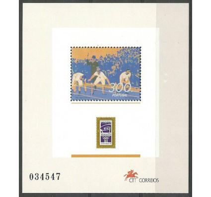 Znaczek Portugalia 1996 Mi bl 116 Czyste **
