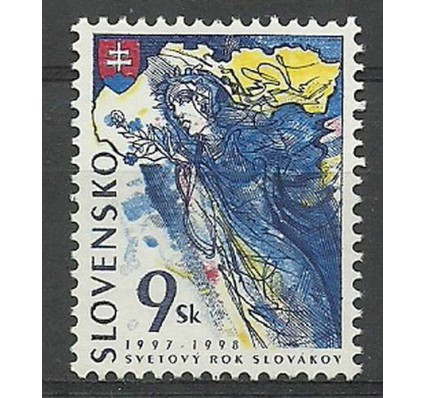 Słowacja 1997 Mi 283 Czyste **