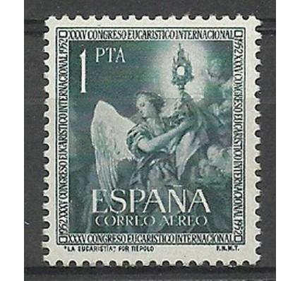 Znaczek Hiszpania 1952 Mi 1009 Czyste **
