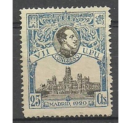 Znaczek Hiszpania 1920 Mi 273 Z podlepką *