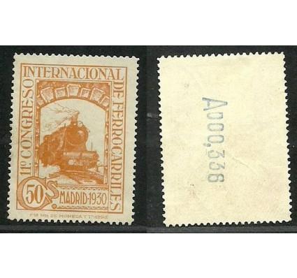 Znaczek Hiszpania 1930 Mi 453 Z podlepką *
