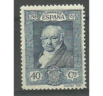 Znaczek Hiszpania 1930 Mi 475 Z podlepką *