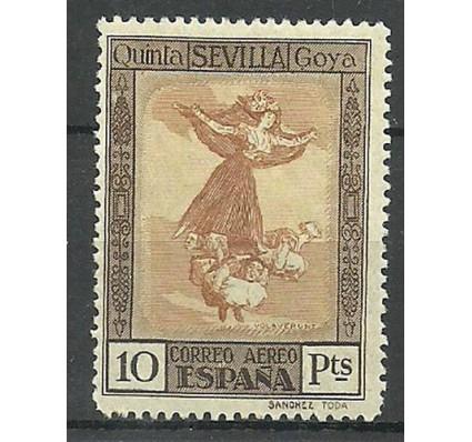 Znaczek Hiszpania 1930 Mi 494 Z podlepką *