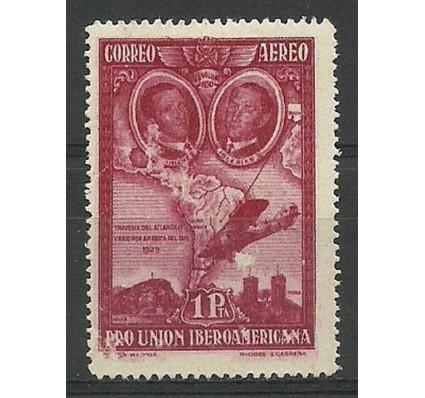 Znaczek Hiszpania 1930 Mi 560a Z podlepką *
