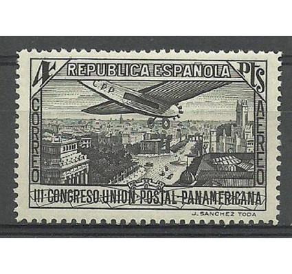 Znaczek Hiszpania 1931 Mi 597 Z podlepką *