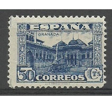 Znaczek Hiszpania 1936 Mi 760 Z podlepką *