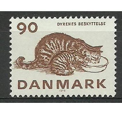 Znaczek Dania 1975 Mi 606 Czyste **
