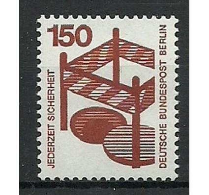 Znaczek Berlin Niemcy 1972 Mi 411 Czyste **