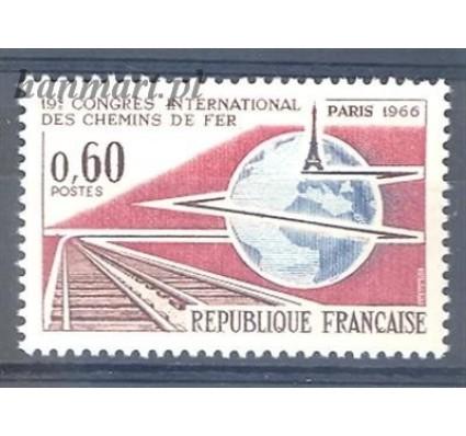 Znaczek Francja 1966 Mi 1550 Czyste **