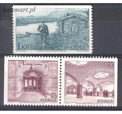 Znaczek Szwecja 1974 Mi 859-861 Czyste **