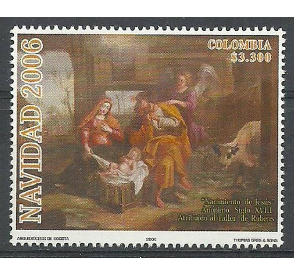 Kolumbia 2006 Mi 2448 Czyste **