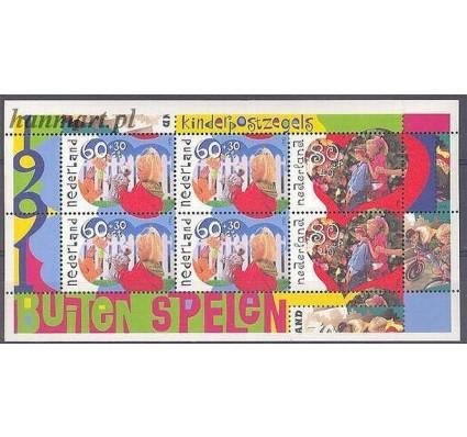 Znaczek Holandia 1991 Mi bl 35 Czyste **