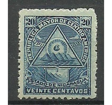 Znaczek Nikaragua 1898 Mi 104x Z podlepką *
