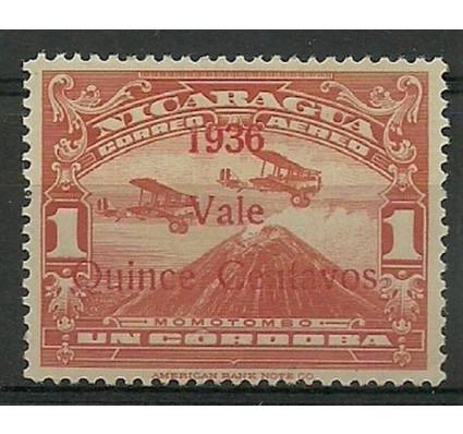 Znaczek Nikaragua 1936 Mi 778 Z podlepką *