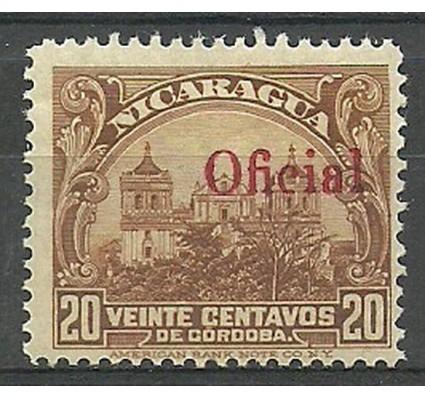 Znaczek Nikaragua 1925 Mi die 251 Z podlepką *