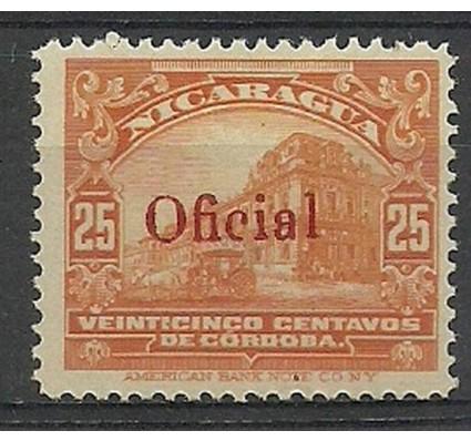 Znaczek Nikaragua 1925 Mi die 252 Z podlepką *