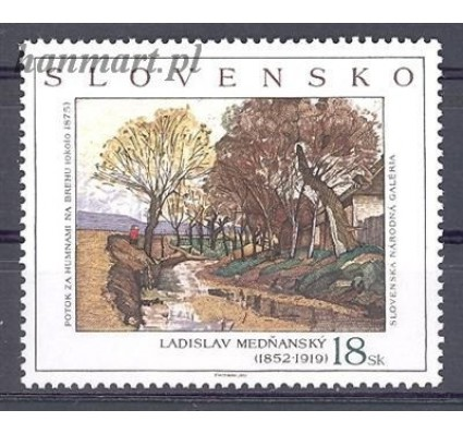 Znaczek Słowacja 2003 Mi 453 Czyste **