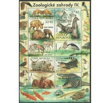 Znaczek Czechy 2019 Mi ark 1038-1041 Czyste **
