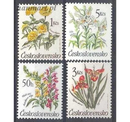 Znaczek Czechosłowacja 1990 Mi 3038-3041 Czyste **