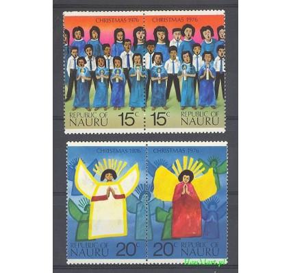 Znaczek Nauru 1976 Mi 143-146 Czyste **