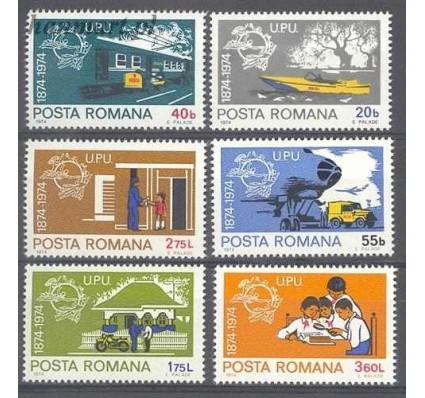Znaczek Rumunia 1974 Mi 3194-3199 Czyste **