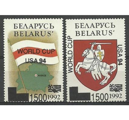Znaczek Białoruś 1994 Mi 52-53I Czyste **