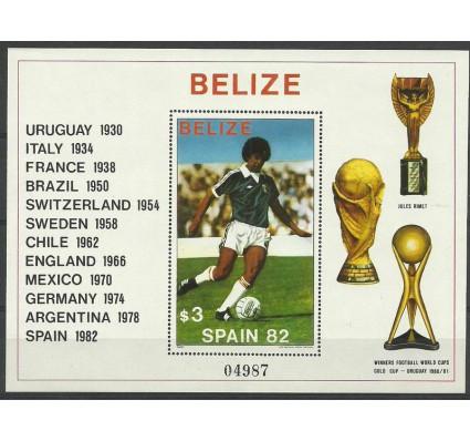 Znaczek Belize 1981 Mi bl 46 Czyste **