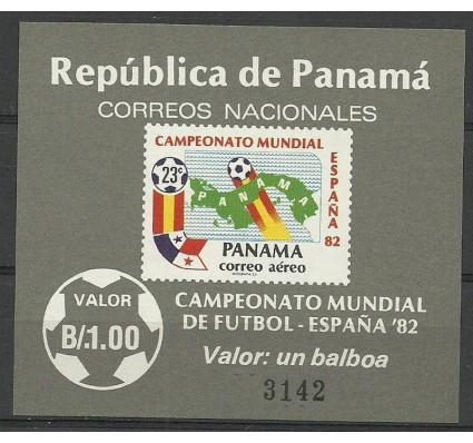 Znaczek Panama 1982 Mi bl 116 Czyste **