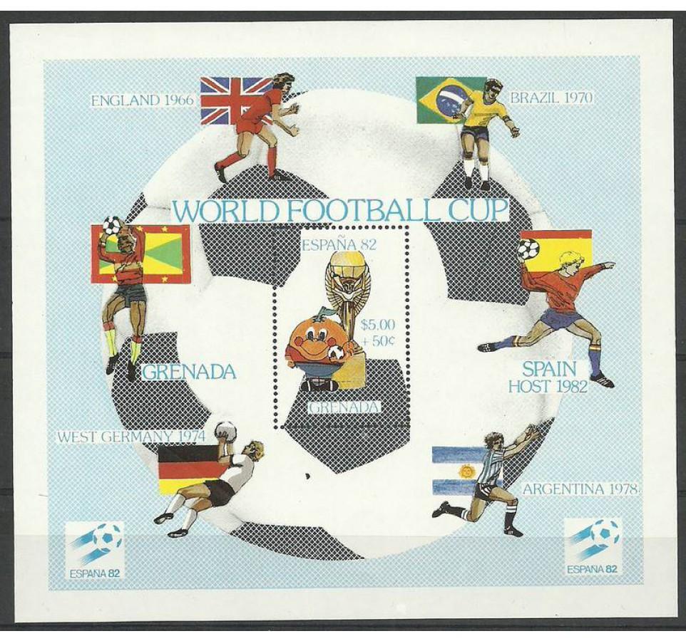 Grenada 1981 Mi bl 14 Czyste **