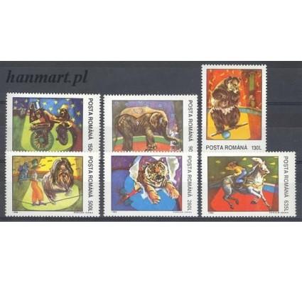 Znaczek Rumunia 1994 Mi 5026-5031 Czyste **