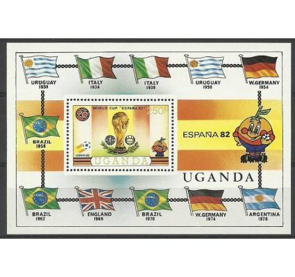 Uganda 1981 Mi bl 30 Czyste **