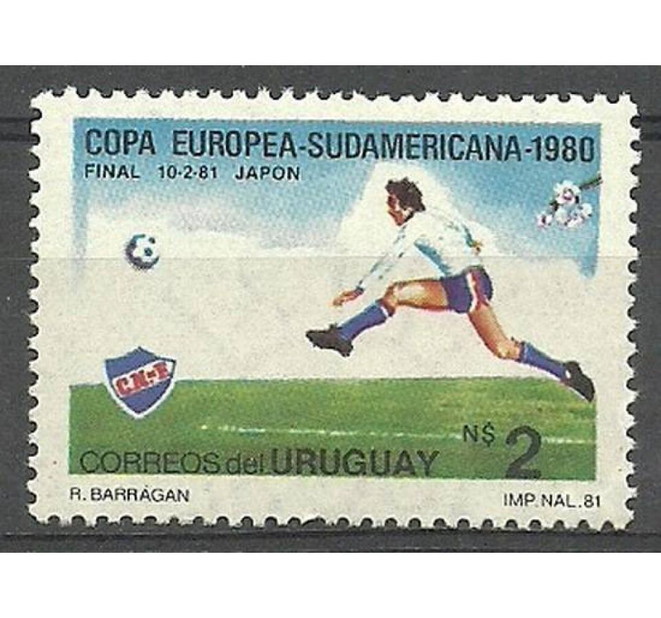 Urugwaj 1981 Mi 1623 Czyste **