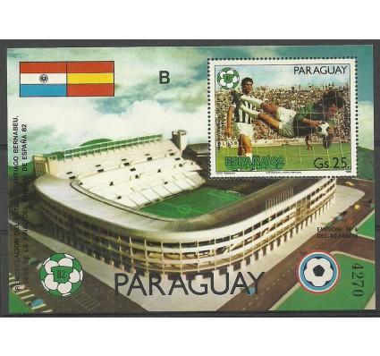 Znaczek Paragwaj 1981 Mi bl 367 Czyste **