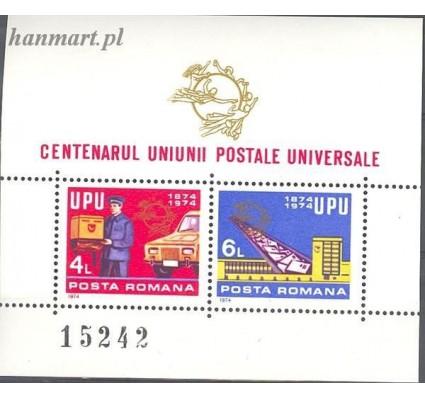 Znaczek Rumunia 1974 Mi bl 112 Czyste **