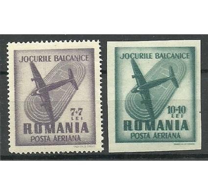 Znaczek Rumunia 1948 Mi 1099-1100 Czyste **