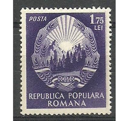 Znaczek Rumunia 1952 Mi 1379 Czyste **