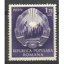 Rumunia 1952 Mi 1379 Czyste **