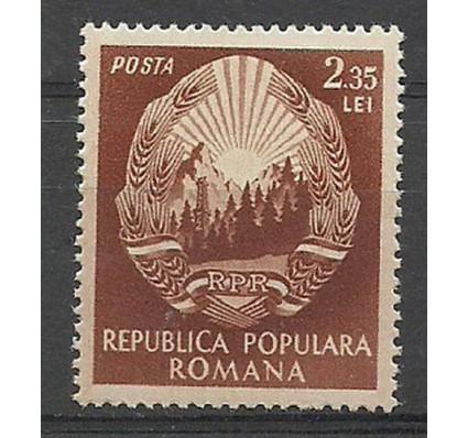 Znaczek Rumunia 1952 Mi 1381 Czyste **