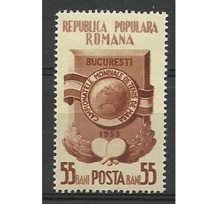Znaczek Rumunia 1953 Mi 1423 Czyste **