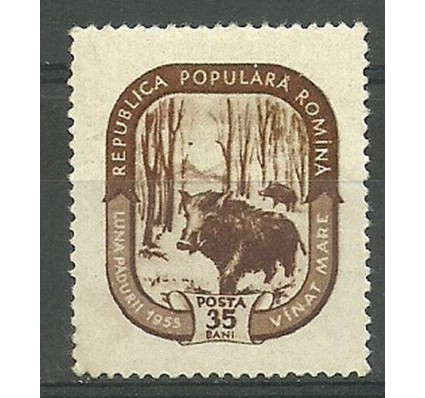Znaczek Rumunia 1955 Mi 1497 Czyste **