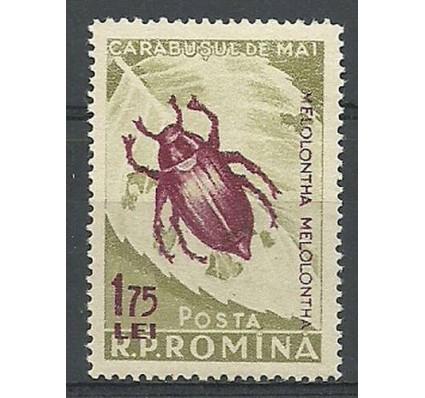 Znaczek Rumunia 1956 Mi 1588a Czyste **