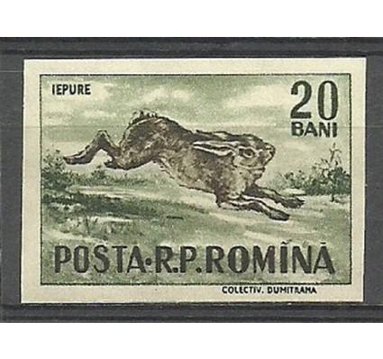 Znaczek Rumunia 1956 Mi 1614 Czyste **