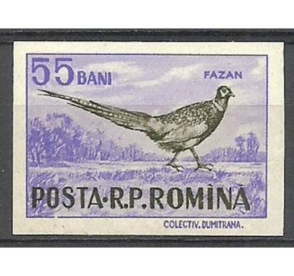 Znaczek Rumunia 1956 Mi 1619 Czyste **