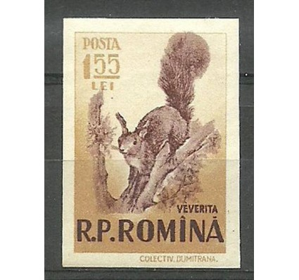 Znaczek Rumunia 1956 Mi 1621 Czyste **