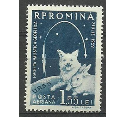 Znaczek Rumunia 1959 Mi 1824 Czyste **