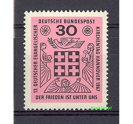 Niemcy 1967 Mi 536 Czyste **