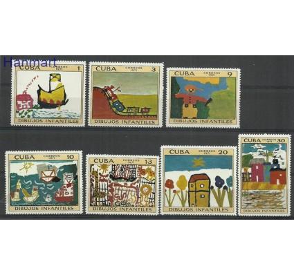 Znaczek Kuba 1971 Mi 1707-1713 Czyste **
